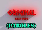 Original Fally Ipupa Lyrics paroles